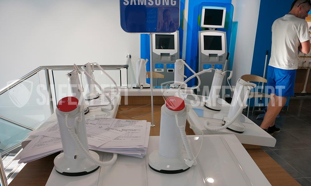 Оборудование для противокражной защиты смартфонов и планшетов купить